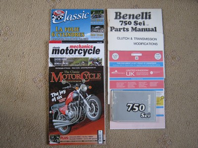 Benelli 750 SEI for sale