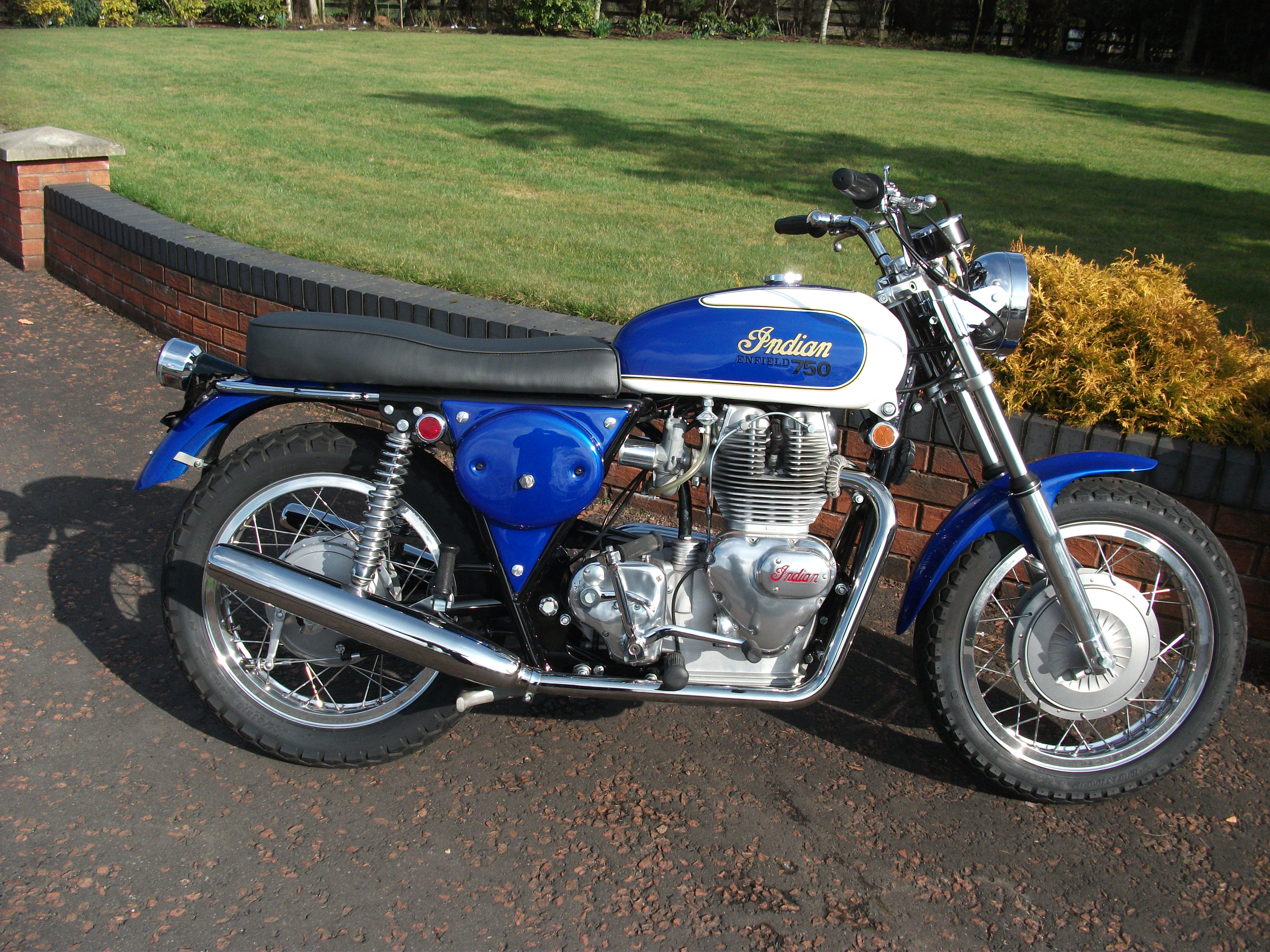 Royal Enfield Clymer Interceptor For Sale