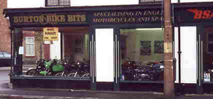 About Us - British Bike Bits