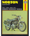 Norton Commando Repair Manual, 1968-1977