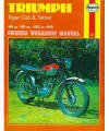 Triumph Tiger Cub and Terrier Repair Manual, 1952-1968