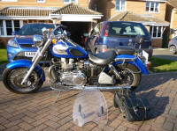 Triumph Bonneville America 2003 for sale