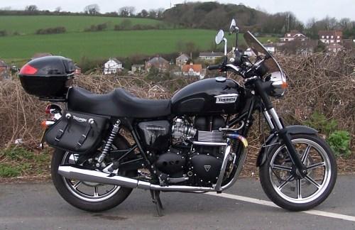 Triumph New Bonneville Motorcycle Parts T100 Scrambler