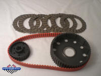 Triumph Pre Unit Belt Drive Kits