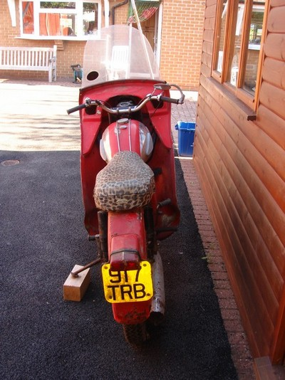 BSA B40 for sale uk