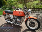 Royal Enfield Rickman Interceptor