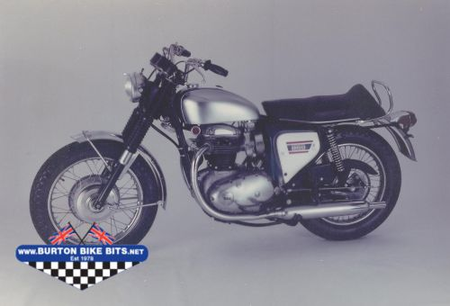 BSA A65FS Firebird Scrambler, Canadian Market Version
