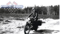 Triumph TRW Luneburg Heath Germany