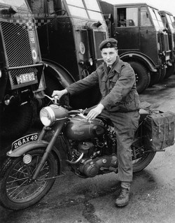 Triumph TRW James Berrow